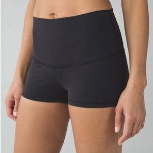 Lululemon Boogie Short (Roll Down)